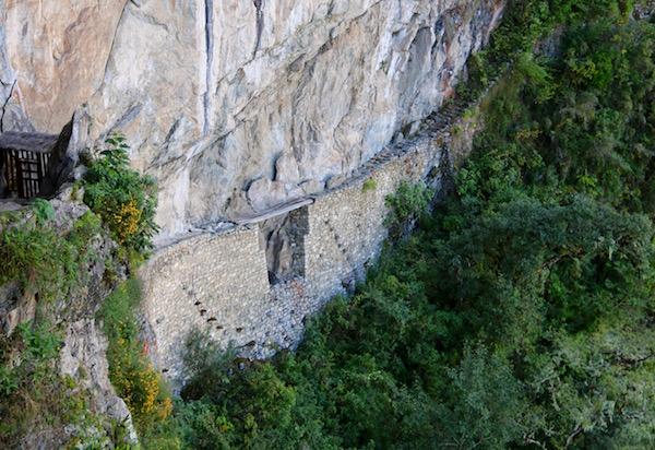 Puente Inca Machu Picchu
