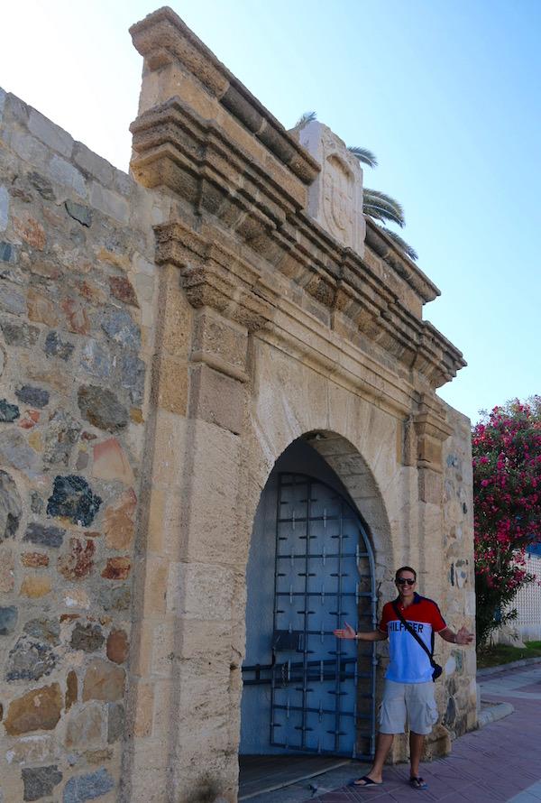 Puerta Ribera