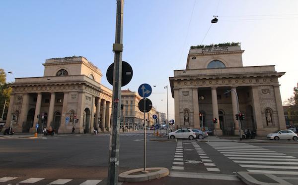 Puerta Venecia