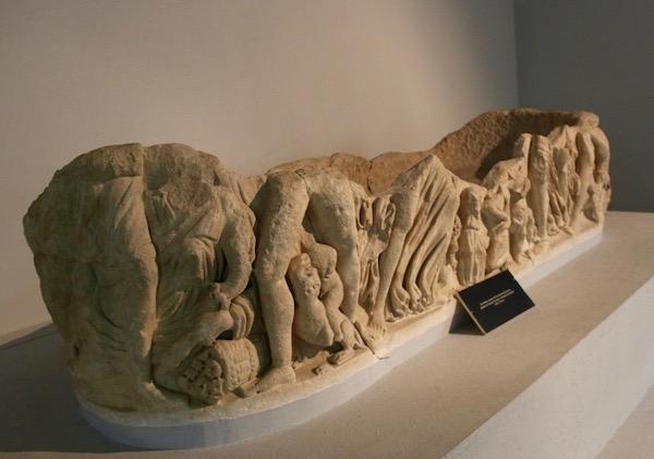 Sarcófago Romano