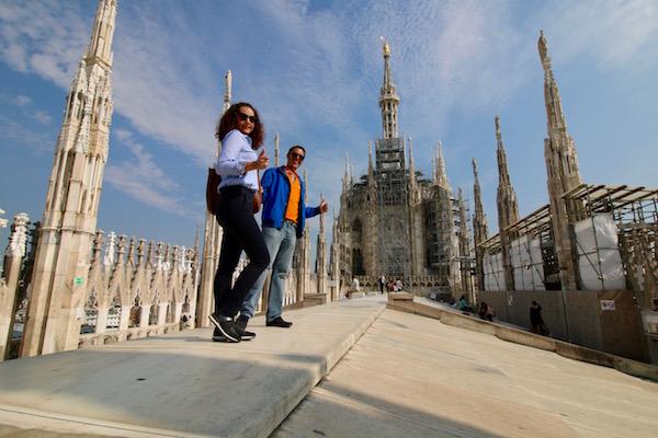 Terraza Catedral Duomo