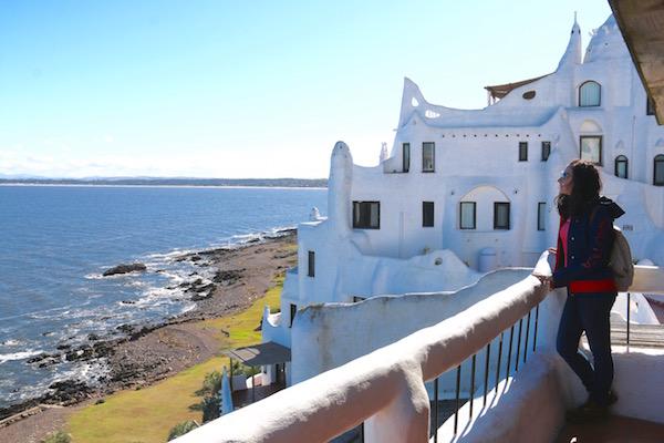 Vistas Museo Casapueblo