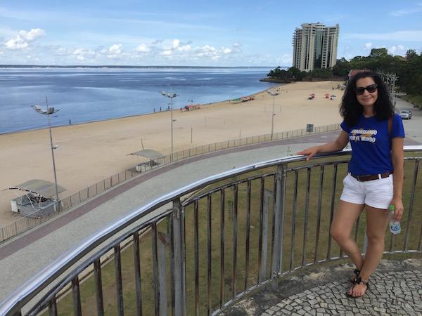 Vistas Playa Ponta Negra