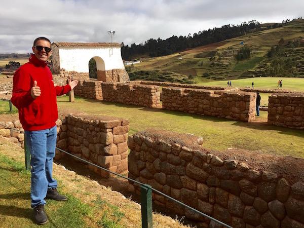 Zona Arqueológica Chinchero