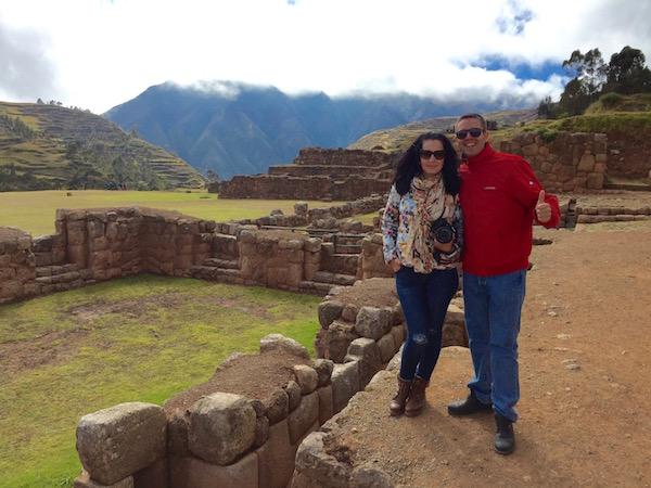 Zona Arqueológica Chinchero.