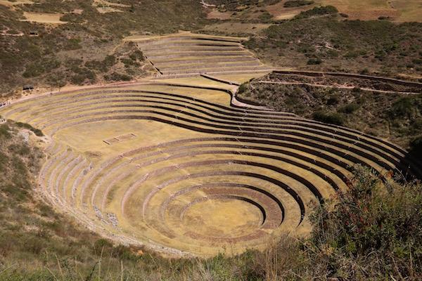 Zona Arqueológica Moray