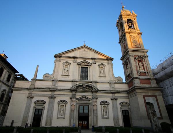 Basílica S. Stefano Maggiore