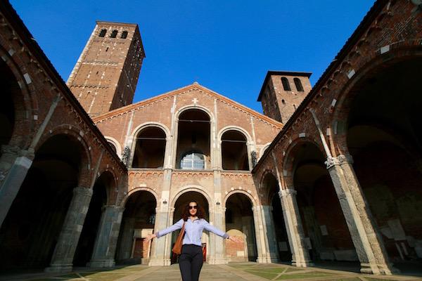 Basílica San Ambrosio