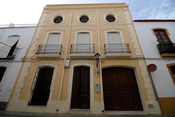 Antigua Casa Juzgado