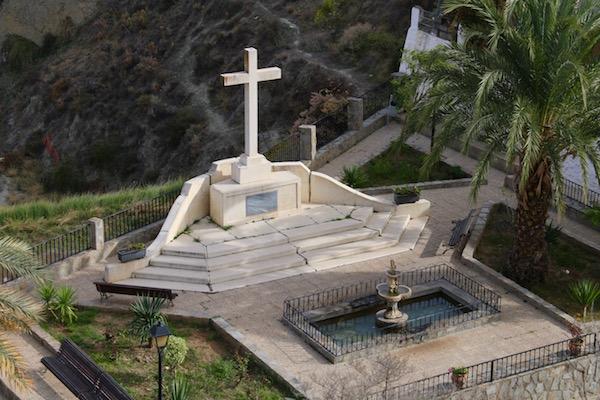 Caídos en España