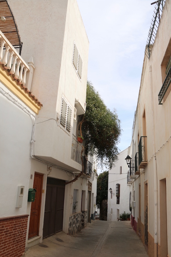 Calles Canjáyar