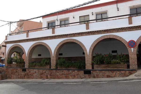 Lavadero Canjáyar