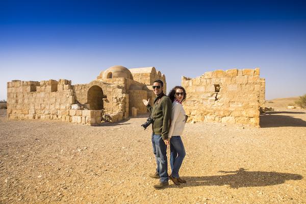 Castillo Qusayr Amra