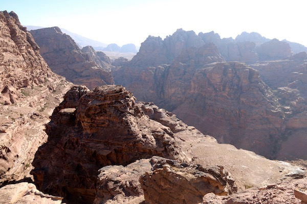 Mirador Grand Canyon View