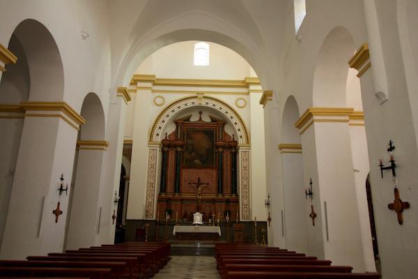 Altar Iglesia Mayor de la Encarnación