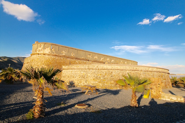 Castillo Carchuna,