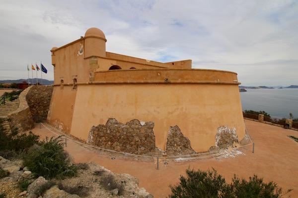 Castillo San Juan De Los Terreros - Pulpí