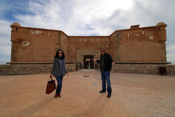 Castillo San Juan De Los Terreros