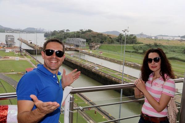 Esclusas Miraflores