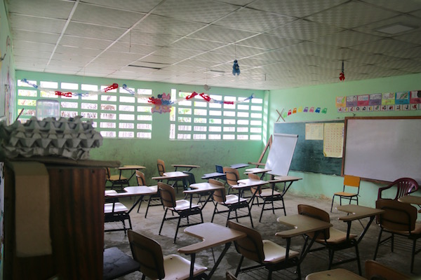 Escuela Achutupu