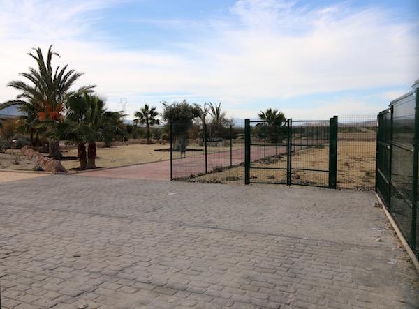 Jardín Botánico Municipal - La Fuente -