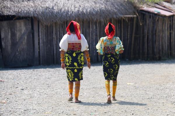 Mujeres Gunas