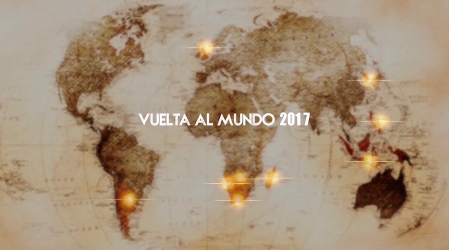 Vuelta al Mundo 2017
