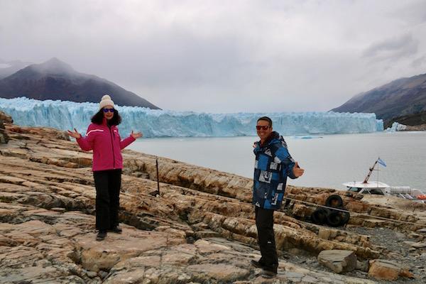 Desembarque Perito Moreno