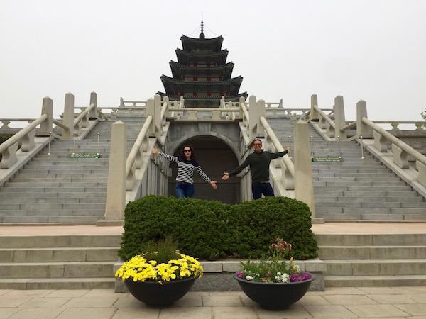 Edificio Museo Folclórico Corea