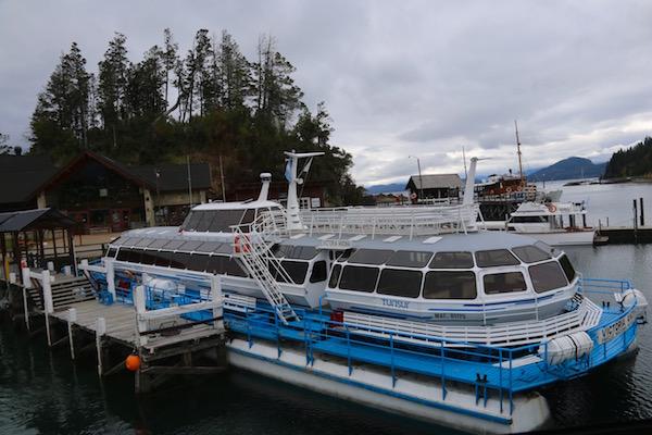 Embarcación Turisur