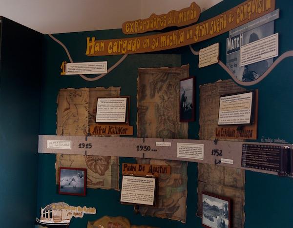 Exposiciones Centro Interpretación