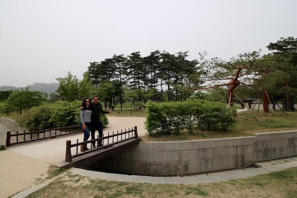 Jardines Palacio Gyeongbokgung