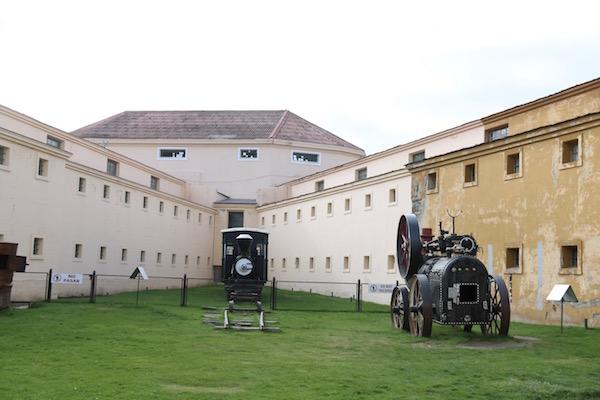 Patio Museo Marítimo Ex Presido Ushuaia