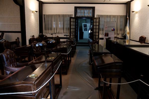 Sala Museo Antigua Casa del Gobernador