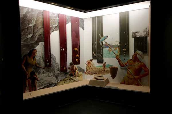 Salas Museo Folclórico Nacional Corea