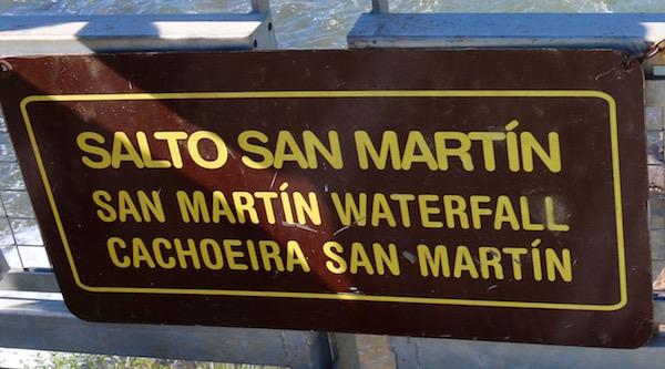 Salto San Martín