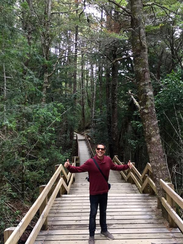 Sendero Parque Nacional Nahuel Huapi