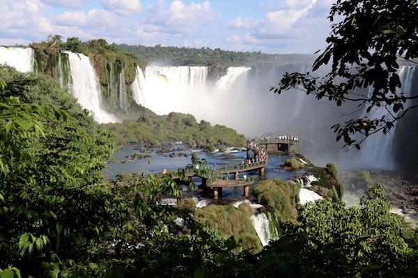 Vistas Cataratas Del Iguazú