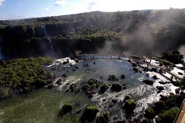 Vistas Cataratas Parque Nacional Do Iguaçu