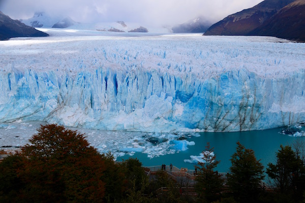 Vistas Perito Moreno
