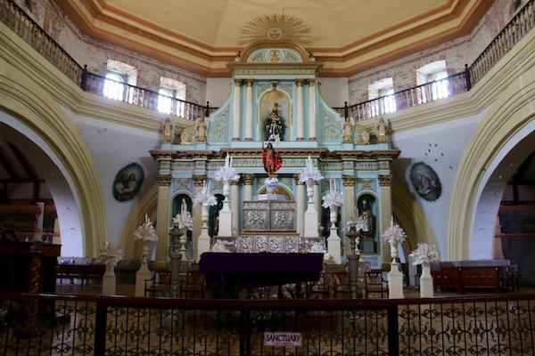 Altar Iglesia Guillermo