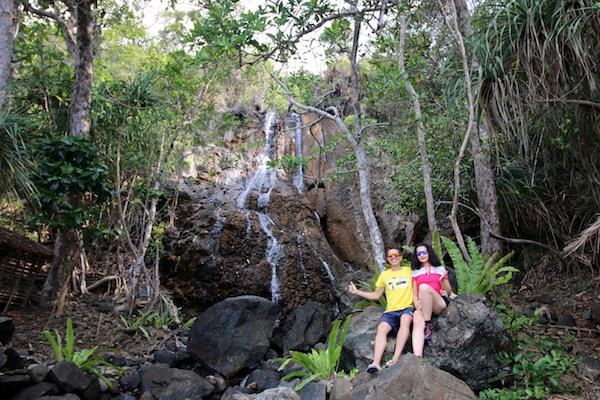 Cascada Sabang.