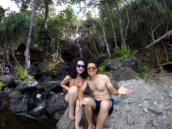 Cascada Sabang