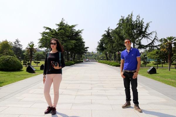 Cementerio Conmemorativo Naciones Unidas Corea.