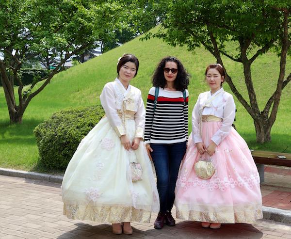 Chicas coreanas