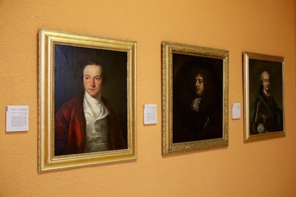 Exposición Cuadros Museo Jaén