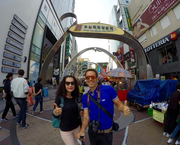 Gwangbok-dong Cultural y Festival Street