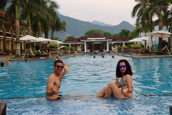 Hotel Sherinda Beach Resort