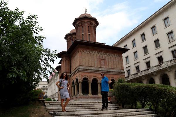 Iglesia Kretzulescu