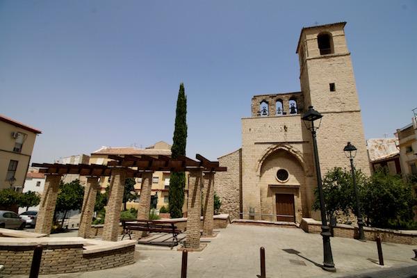 Iglesia San Juan Torre del Concejo